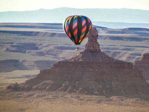 Monument Valley Hot Air Balloon Tour
