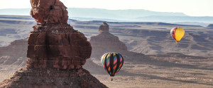 Monument Valley Hot Air Ballon Ride