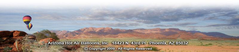 Arizona Hot Air Balloons