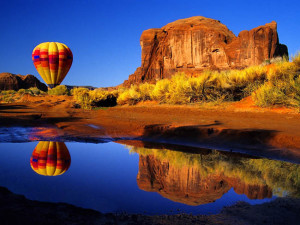 Grand Canyon Balloon Rides
