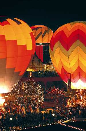 Glendale, Arizona: Glendale-Arizona-Hot-Air-Balloon-Rides